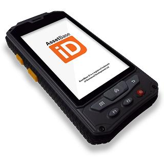 Assetbase iD Handheld Scanner