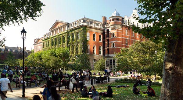 Kings College - Asset identification